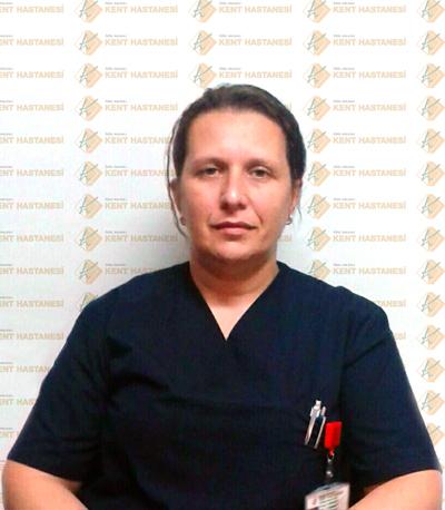 Aynur ÖZEN - Başhemşire